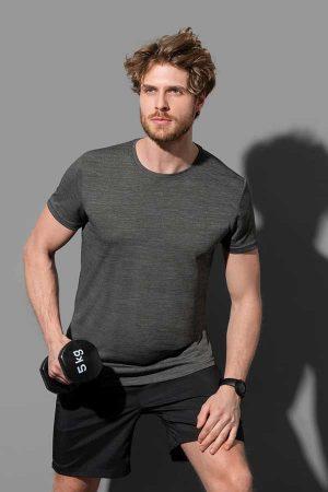 Športna majica kratek rokav Stedman Intense Tech T-Shirt