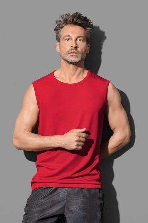 Športna majica brez rokavov Active 140 Sleeveless Men