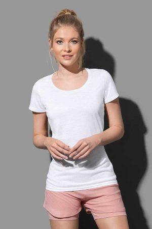 Ženska športna majica kratek rokav Stedman Cotton Touch Women