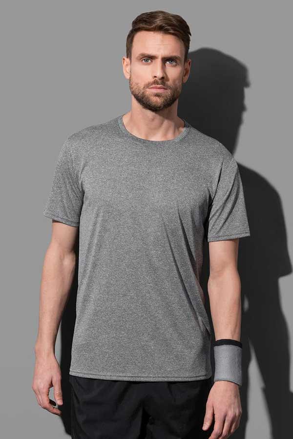 Športna majica kratek rokav Stedman Recycled Sports-T Move Men