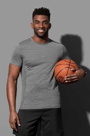 Športna majica kratek rokav Stedman Recycled Sports-T Race Men