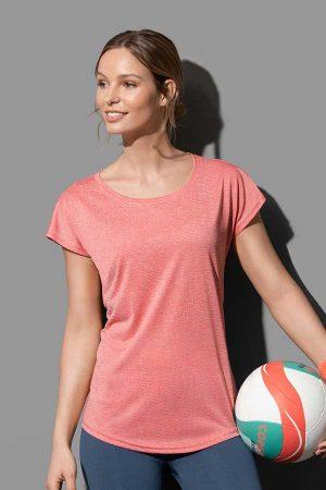 Ženska športna majica kratek rokav Stedman Recycled Sports-T Move Women