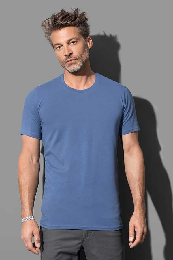Majica kratek rokav Stedman Clive Crew Neck