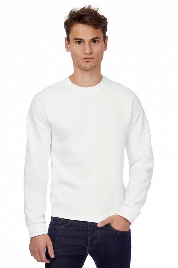 Pulover B&C ID.002 Cotton Rich Sweatshirt