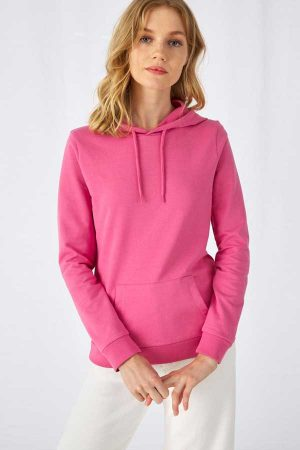 Ženski pulover B&C #Hoodie /Women French Terry