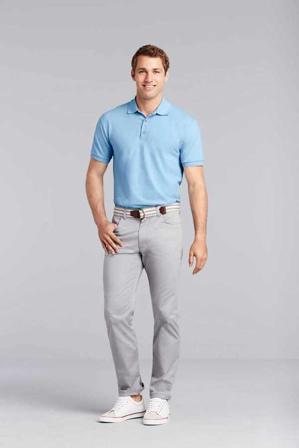 Polo majica kratek rokav Gildan Ultra CottonTM Adult Pique Polo Shirt