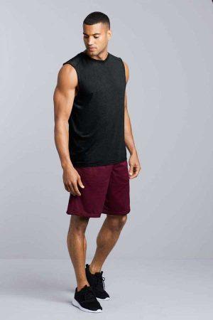 Športna majica brez rokavov Gildan Performance® Adult Sleeveless Shirt