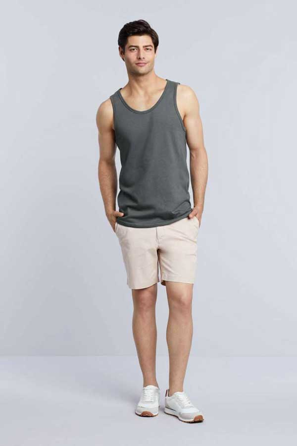Majica brez rokavov Softstyle® Adult Tank Top