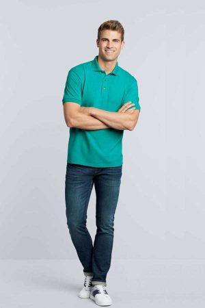 Polo majica kratek rokav Gildan Dryblend® Adult Jersey Polo Shirt