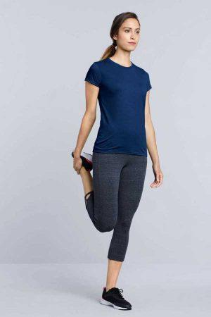 Ženska športna majica kratek rokav Gildan Performance® Ladies' T-Shirt