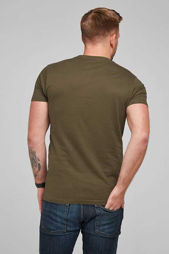 Majica kratek rokav SG Perfect Print Tagless Tee