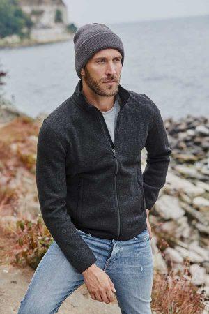 Flis Tee Jays Outdoor Fleece Jacket