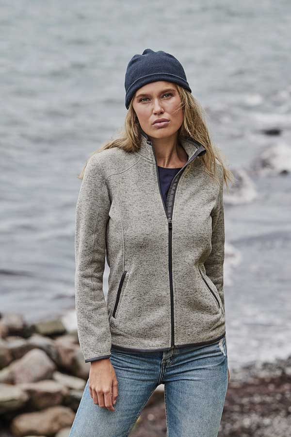 Ženski flis Tee Jays Ladies Outdoor Fleece Jacket