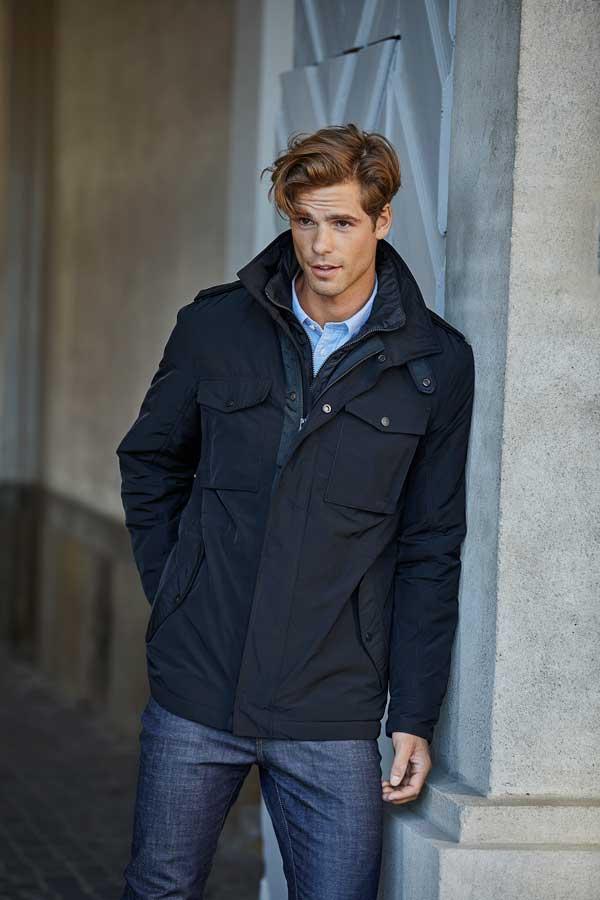 Zimska jakna Tee Jays Urban City Jacket
