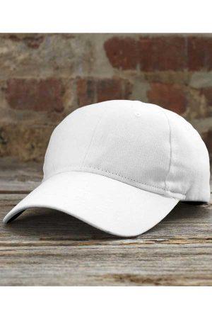 Kapa Anvil Solid Brushed Twill Cap