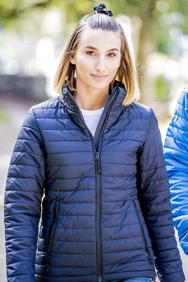 Ženska prehodna jakna Eurowear Ženska Prešita Jakna