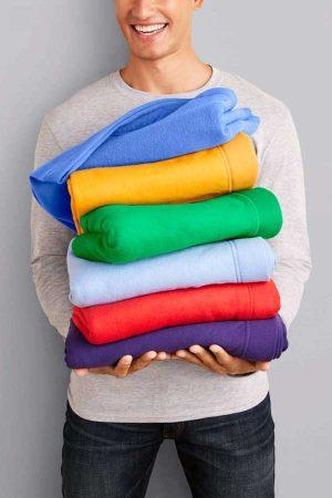 Odeja Gildan Dryblend® Fleece Stadium Blanket
