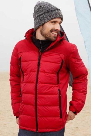 Zimska jakna J&N Men's Outdoor Hybrid Jacket