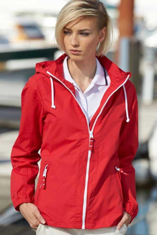 Ženska prehodna jakna J&N Ladies' Sailing Jacket