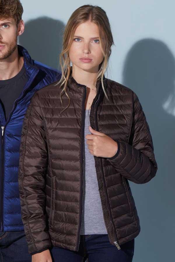 Ženska prehodna jakna J&N Ladies' Quilted Down Jacket