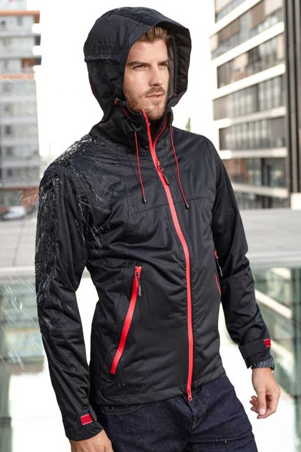 Softshell J&N Men's Outdoor Jacket