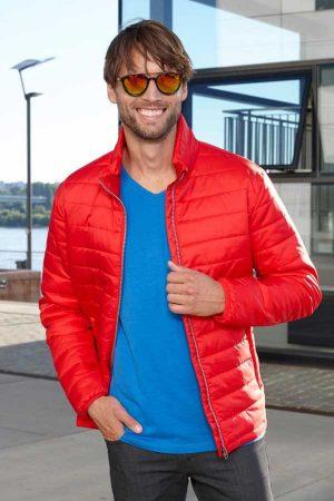 Prehodna jakna J&N Men's Padded Jacket