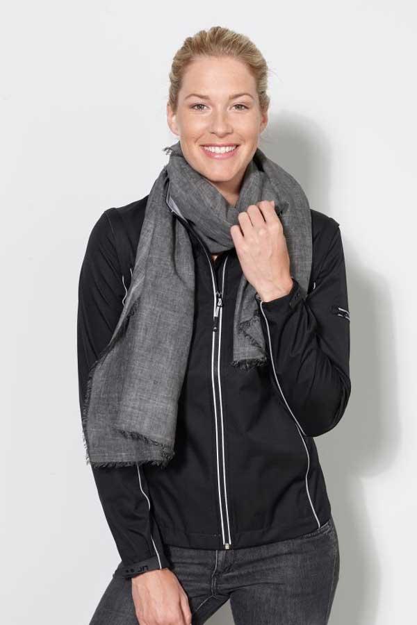 Ženski softshell J&N Ladies' Zip-Off Softshell Jacket