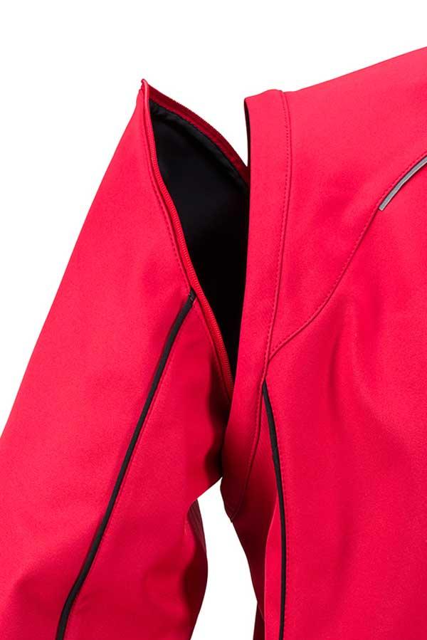 Softshell J&N Men's Zip-Off Softshell Jacket