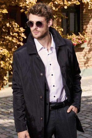 Prehodna jakna J&N Men's Travel Coat