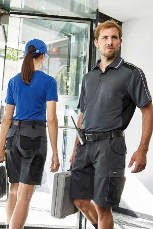 Delovne bermuda hlače J&N Workwear Bermudas - STRONG