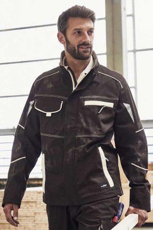 Delovna jakna J&N Color