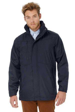 Zimska jakna B&C Corporate 3-in-1 Jacket