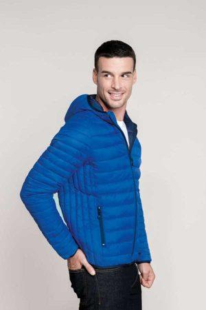 Prehodna jakna Kariban Men's Lightweight Hooded Padded Jacket