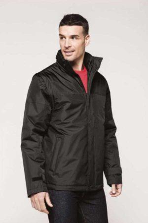 Zimska jakna Kariban Factory – Detachable Sleeve Blouson Jacket
