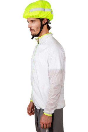 Pokrivalo za čelado k-up Reflective Helmet Case
