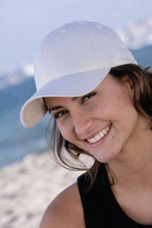 Kapa Myrtel Beach 6 Panel Functional Flexfit® Cap