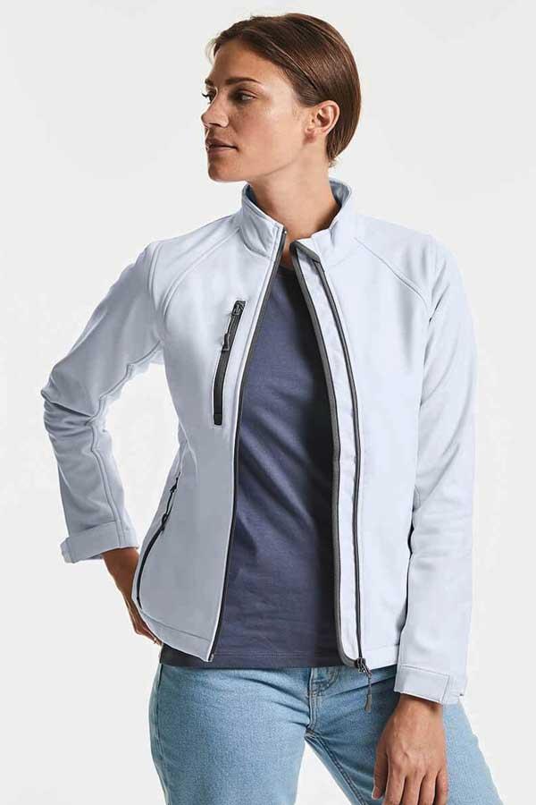 Ženski softshell Russell Ladies' Softshell Jacket
