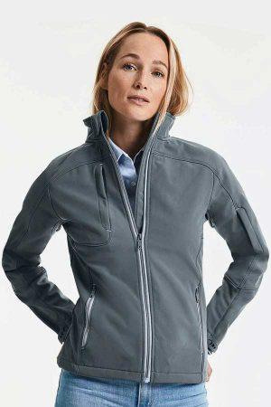 Ženski softshell Russell Ladies' Bionic Softshell Jacket