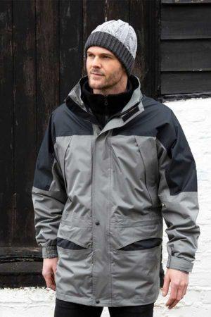 Zimska jakna Result Alaska 3-in-1 Jacket