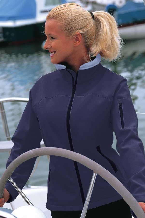 Ženski softshell Result Ladies Softshell Jacket