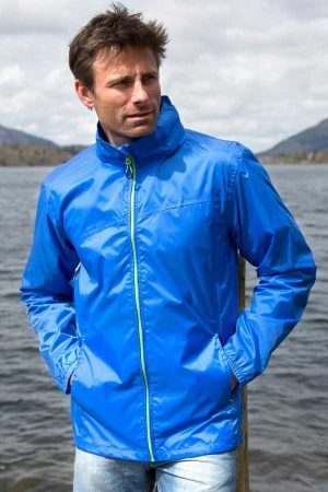 Vetrovka Result HDI Quest Lightweight Stowable Jacket