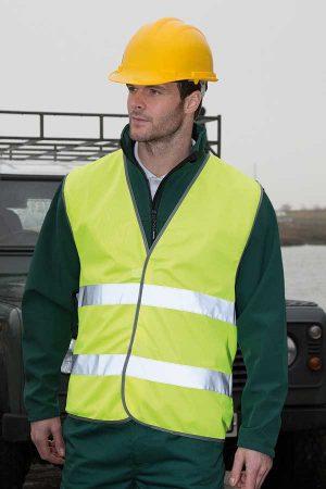 Varnostni telovnik Result Core Enhanced Visibility Vest