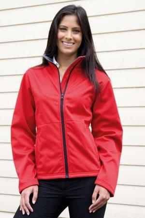 Ženski softshell Result Ladies' Core Softshell Jacket