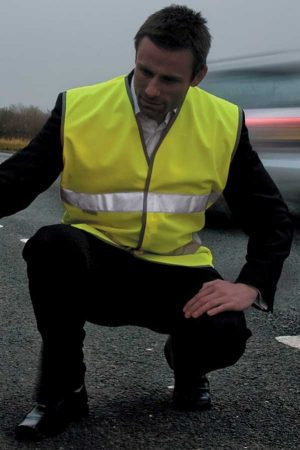 Varnostni telovnik Result Motorist Safety Vest