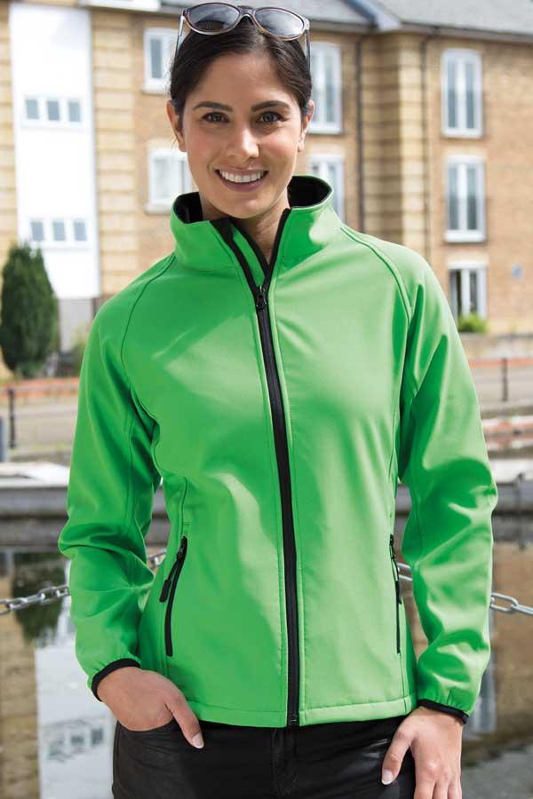 Ženski softshell Result Ladies' Printable Softshell Jacket
