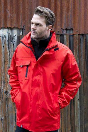 Zimska jakna Result Printable 3-in-1 Transit Jacket