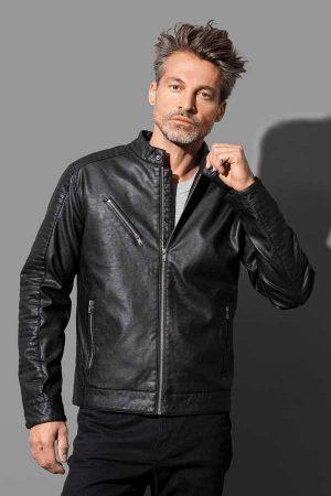 Prehodna jakna Stedman Biker Jacket