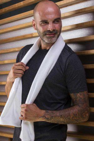 Brisača Jassz Danube Sports Towel 30×140 cm