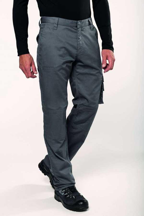 Delovne hlače Kariban Multi Pocket Workwear Trousers
