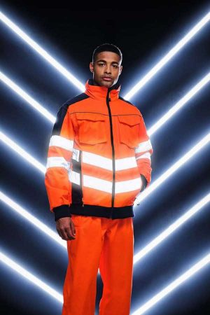 Visokovidna jakna Regatta Professional Hi-Vis Pro Bomber Jacket